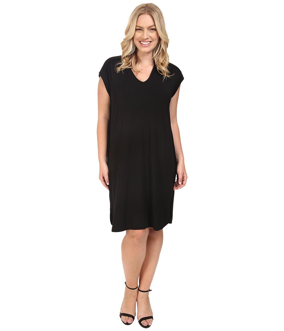 Tart Plus Size Mellie Dress (Black) Women
