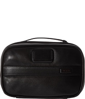 Tumi - Alpha 2 - Leather Split Travel Kit