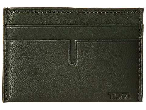 Tumi Chambers Slim Card Case - Hunter