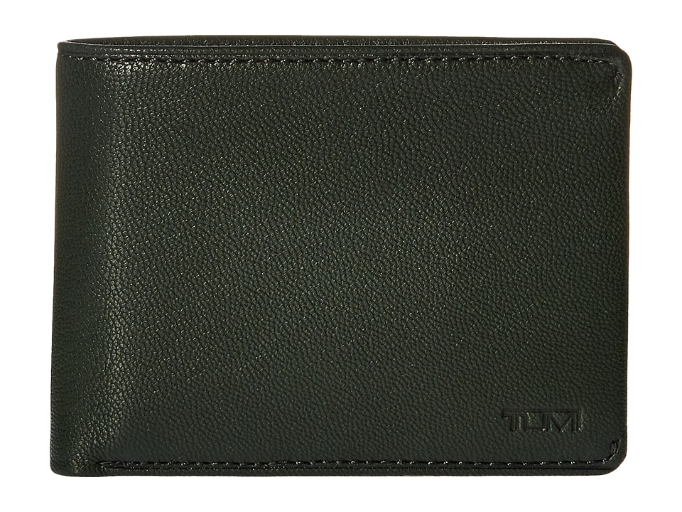 Tumi - Chambers Double Billfold with ID (Hunter) Bill-fold Wallet
