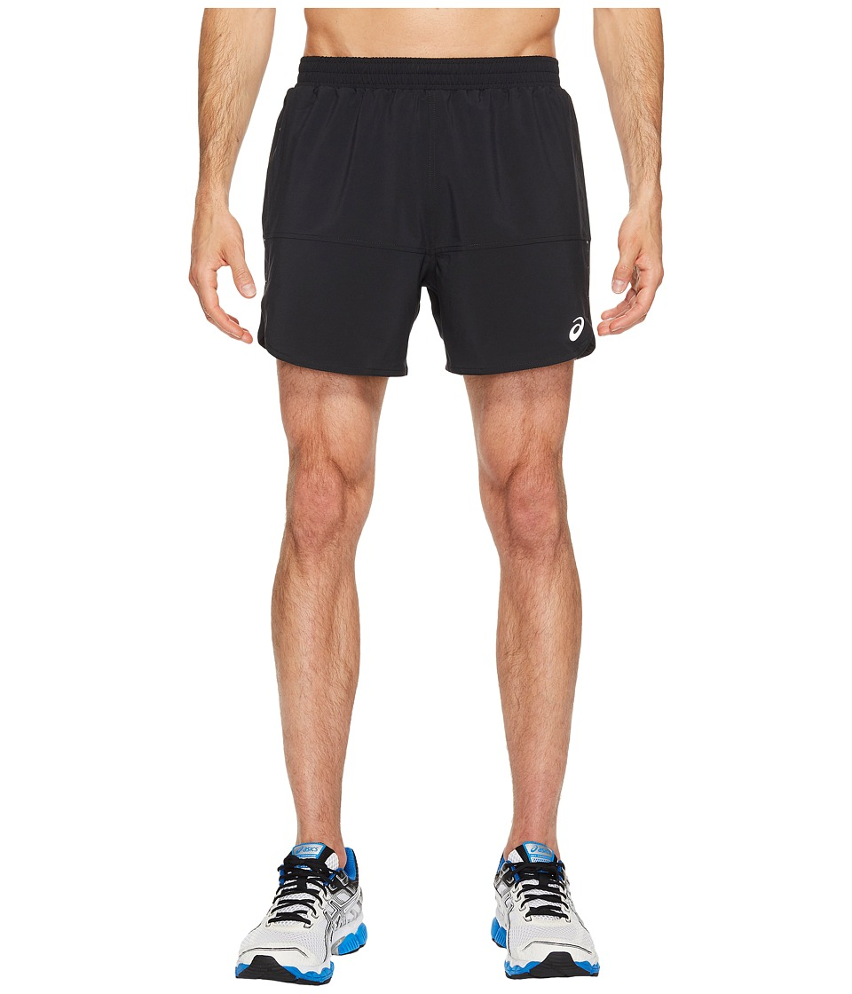 ASICS Everyday 5 Shorts (Balance Black) Men