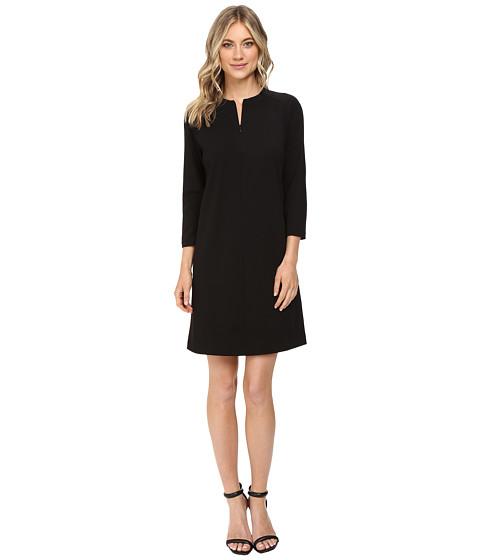 Donna Morgan Shift Dress with Raglan Sleeves