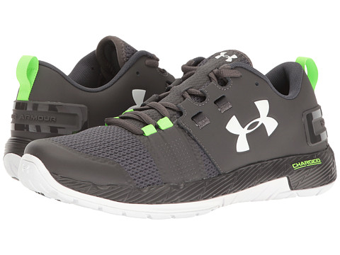 Under Armour UA Commit TR - Charcoal/White/White