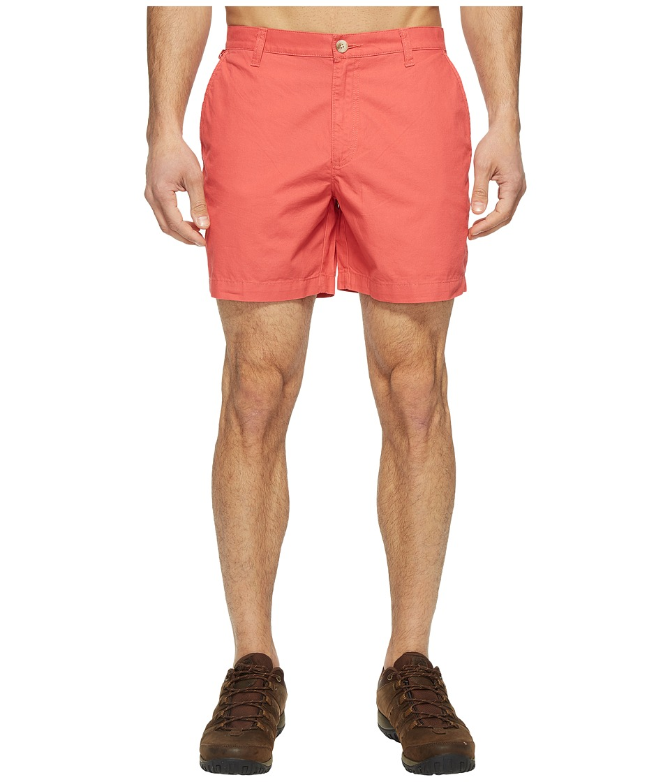 Columbia Bonehead II Shorts (Sunset Red) Men