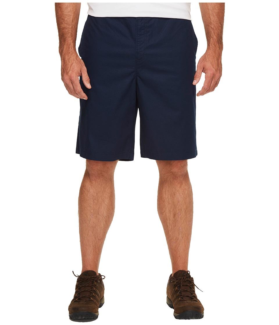 Columbia Big Tall Bonehead II Shorts (Collegiate Navy) Men