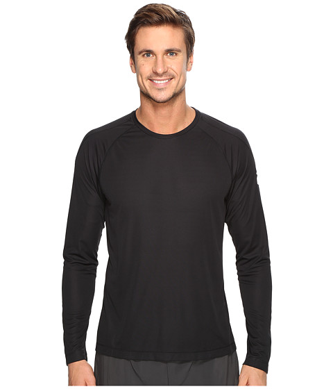 ASICS Long Sleeve Crew - Performance Black