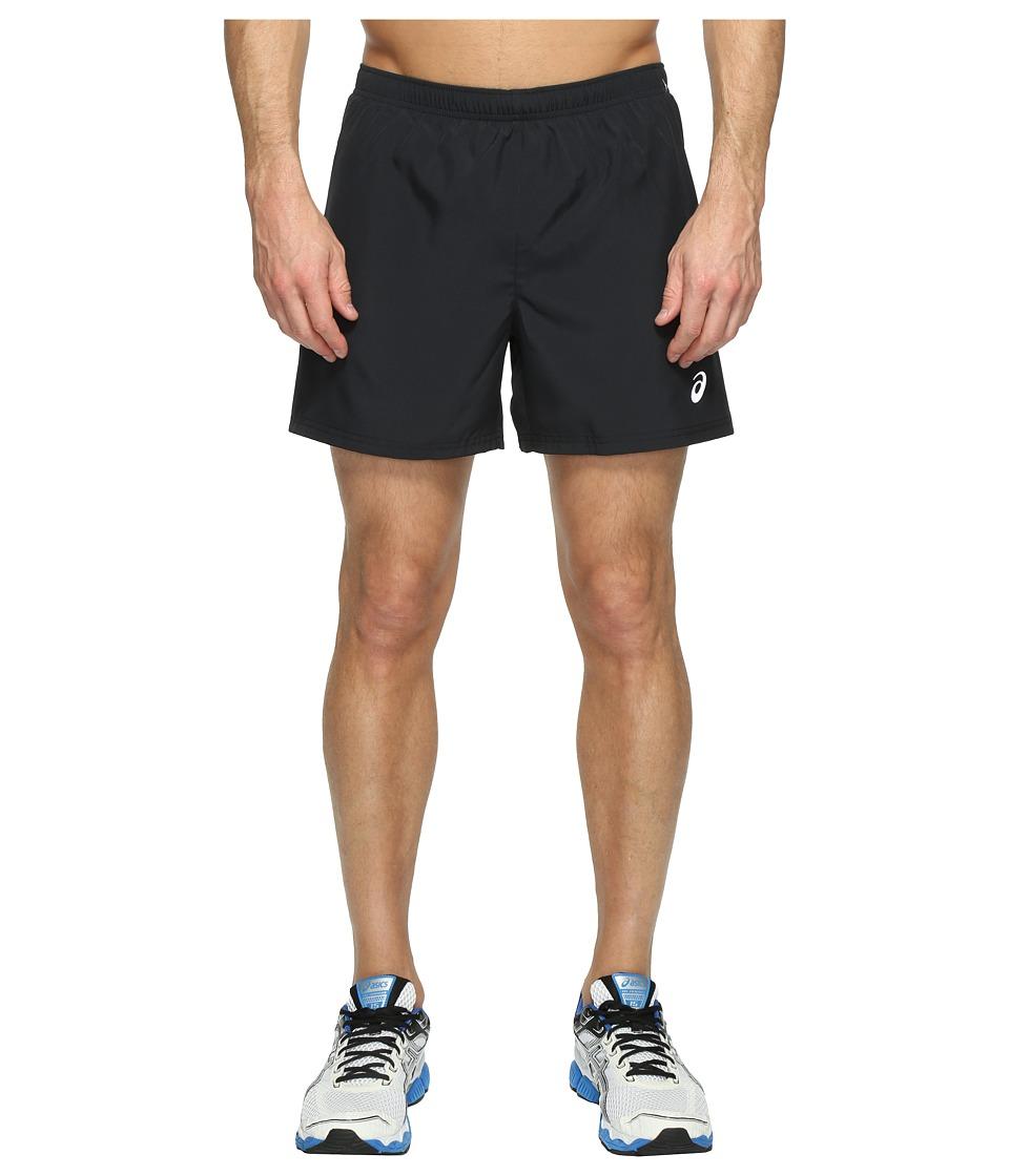 ASICS Woven 5 Shorts (Performance Black) Men