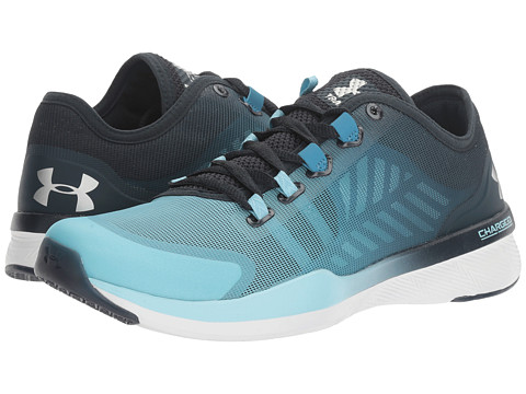 Under Armour UA Charged Push TR Segmented Color - Chicago Blue/Blue Drift/Metallic Silver
