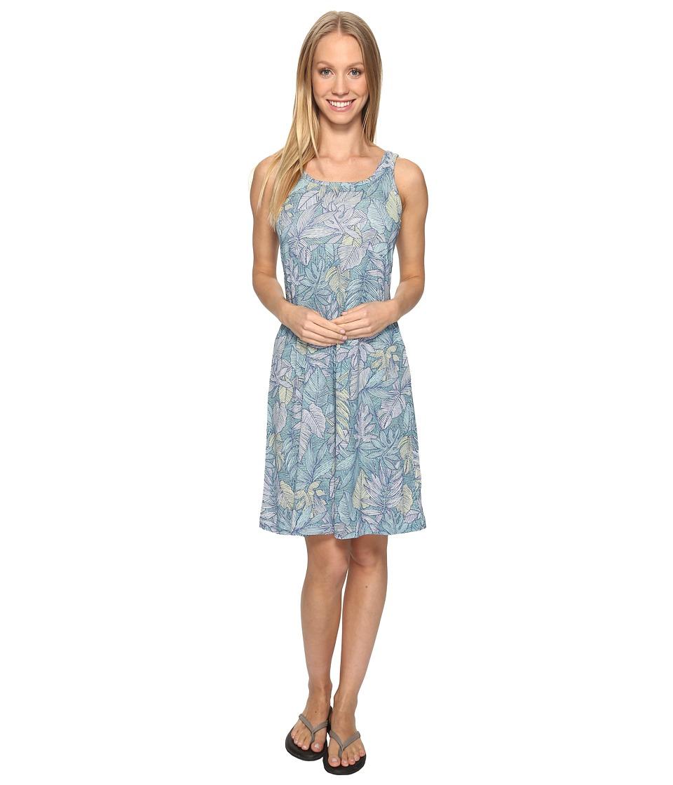 Columbia Freezertm III Dress (Iceberg Tropical Dot) Women