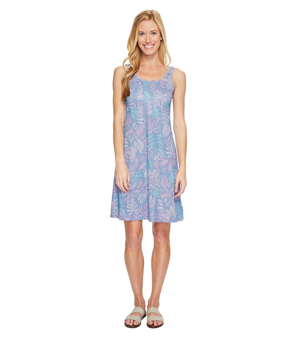 Columbia Freezertm III Dress (Phantom Purple Tropical Dot) Women