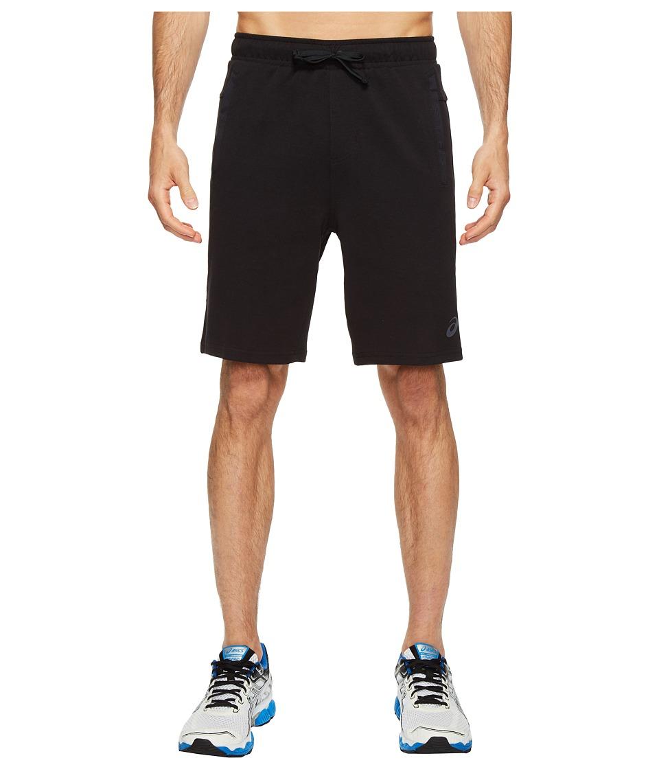 ASICS Knit Shorts (Performance Black) Men