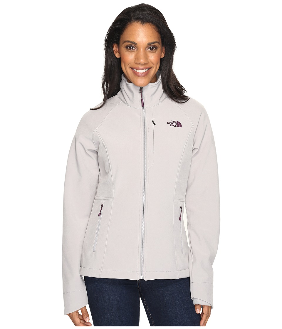 The North Face Apex Bionic Jacket (Metallic Silver) Women