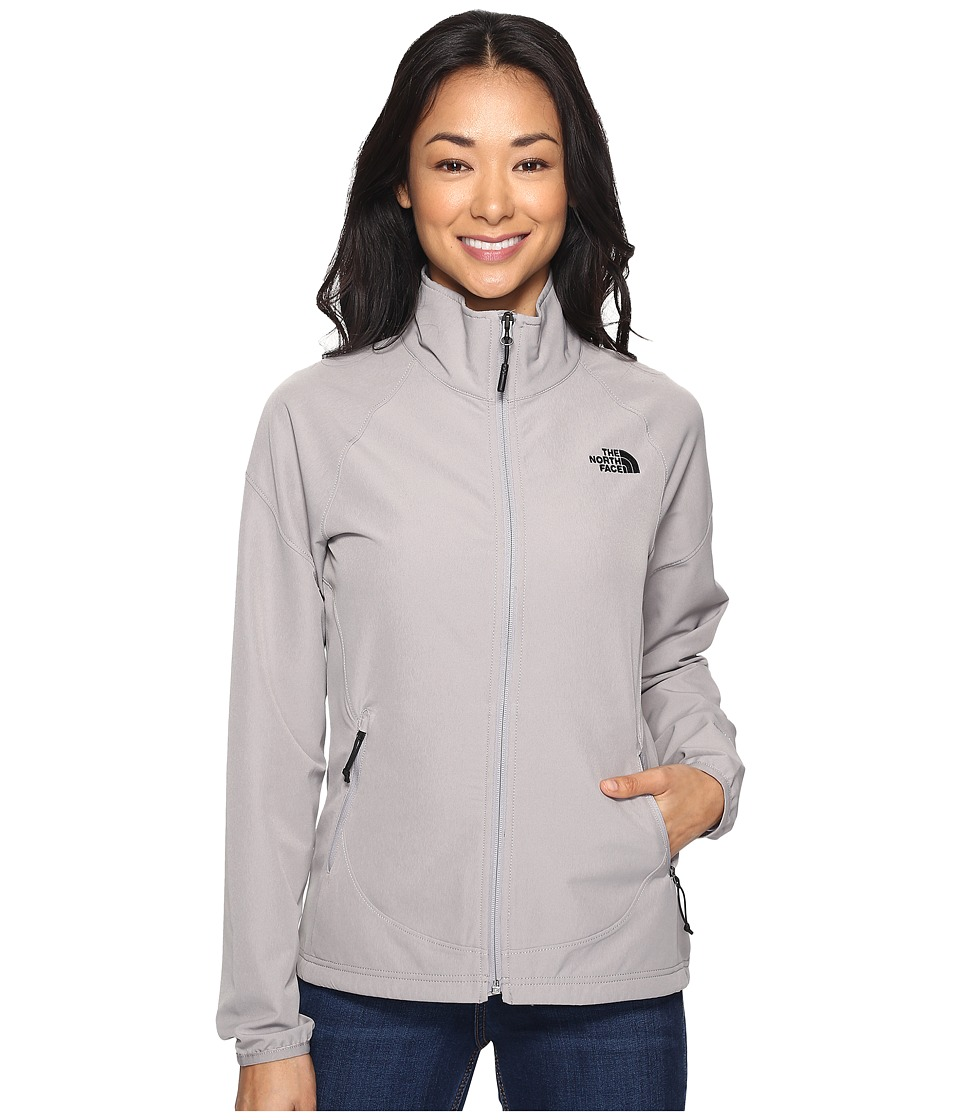 The North Face Nimble Jacket (Metallic Silver) Women