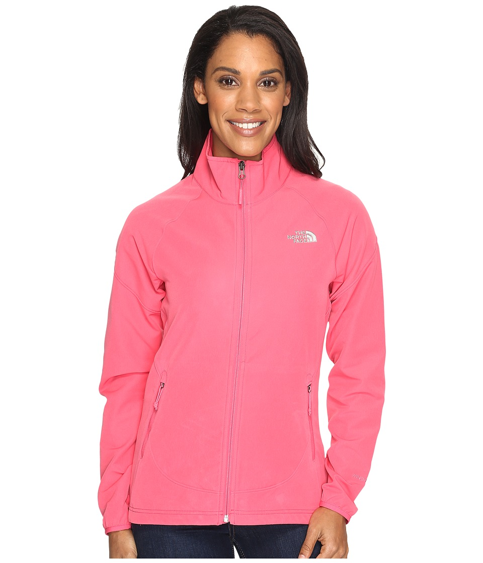 The North Face Nimble Jacket (Honeysuckle Pink (Prior Season)) Women