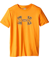Under Armour Kids - Infusion Logo Short Sleeve Tee (Big Kids)