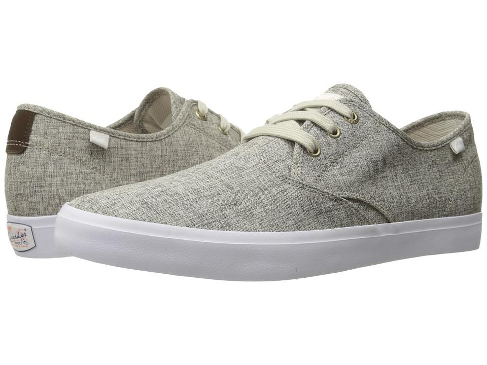 Quiksilver Shorebreak Deluxe (Grey/Grey/White) Men