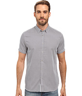Ted Baker - Teeger Short Sleeve Diamond Print Shirt