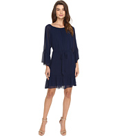 Christin Michaels - Fairview Bell Sleeve Dress