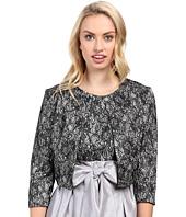 Sangria - 3/4 Lace Bonded Lace Crop Jacket