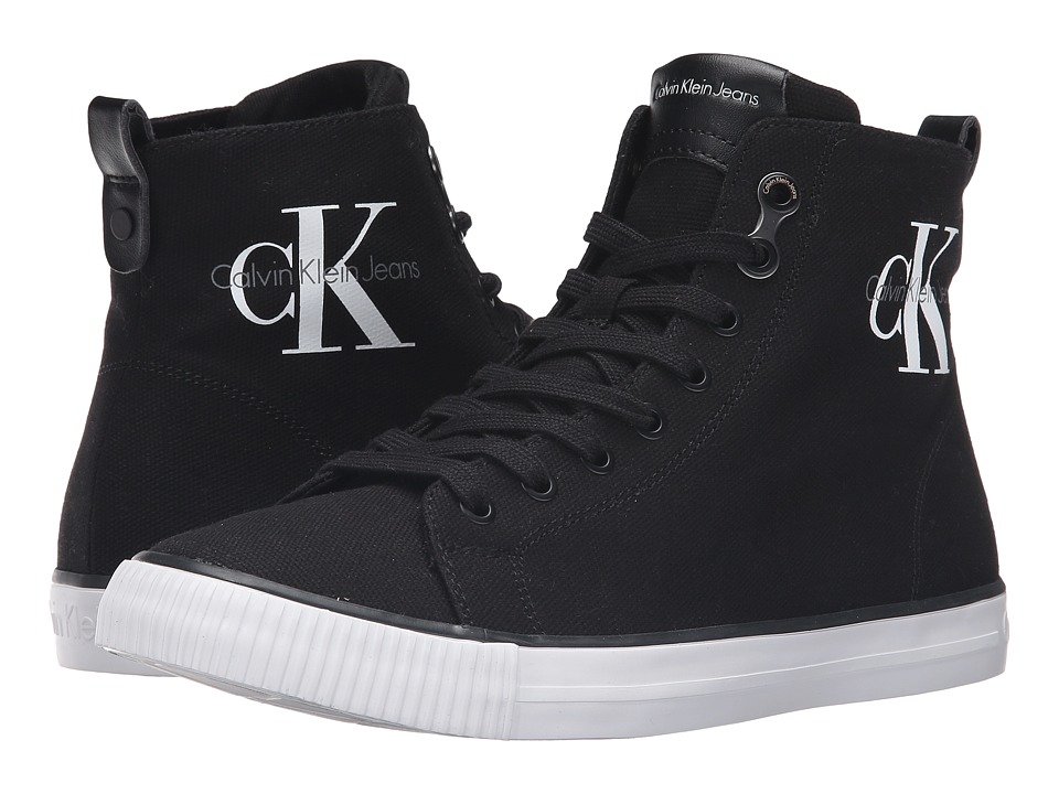 Calvin Klein - Arthur (Black Canvas) Men