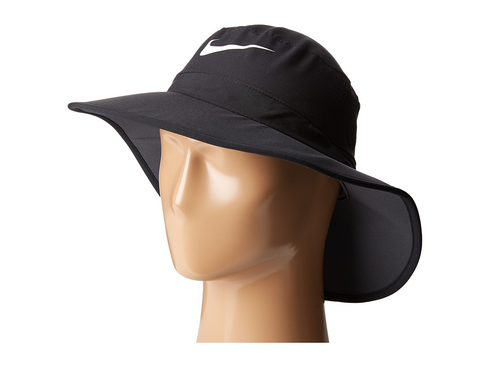 Nike - Sun Protect Cap 2.0 (Black/Wolf Grey/Anthracite/White) Caps