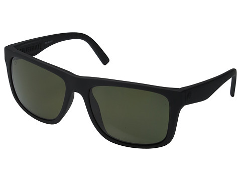 Electric Eyewear Swingarm XL Polarized - Matte Black/Optical Health Through Melanin Grey Polar