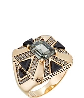 House of Harlow 1960 - Art Deco Ring