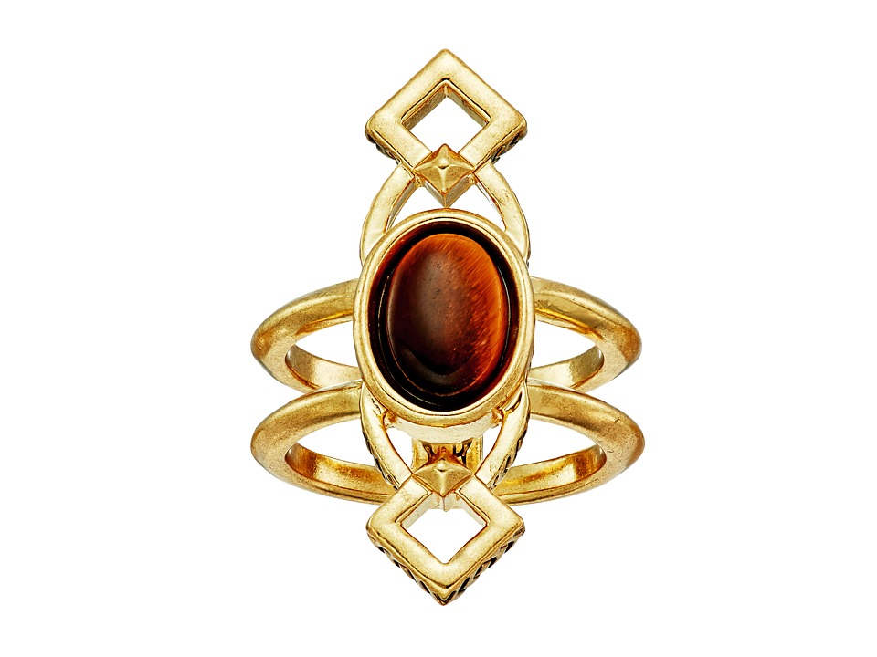 House of Harlow 1960 - Lady Grace Ring (Tiger's Eye) Ring