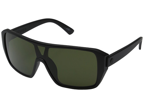 Electric Eyewear Blast Shield - Matte Black/Melanin Grey