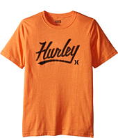 Hurley Kids - Short Sleeve Retreat Tee (Big Kids)