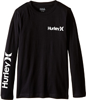 Hurley Kids - Vintage One and Only Tee (Big Kids)