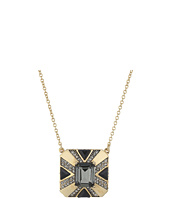House of Harlow 1960 - Art Deco Pendant Necklace