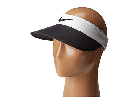 Nike Golf Big Bill Visor 3.0 - White/Black/Anthracite/Black