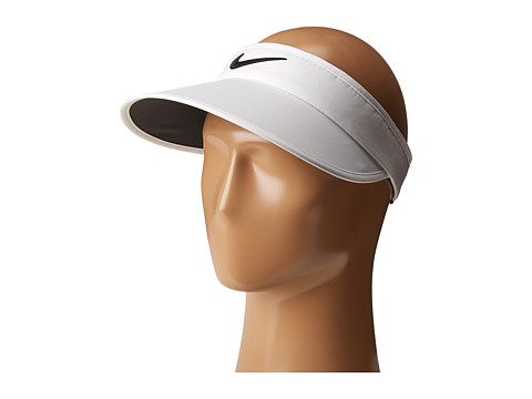 Nike Golf Big Bill Visor 3.0 - White/White/Anthracite/Black