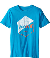 Hurley Kids - Graced Tee (Big Kids)