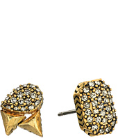 House of Harlow 1960 - The Theia Pave Studs Earrings