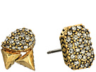 The Theia Pave Studs Earrings