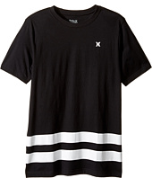 Hurley Kids - Double Down Tee (Big Kids)