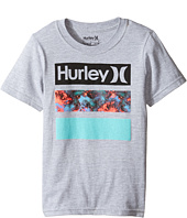 Hurley Kids - Take Flight Tee (Little Kids)