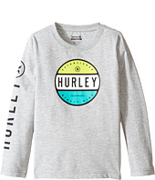 Hurley Kids - Petro Long Sleeve Tee (Little Kids)