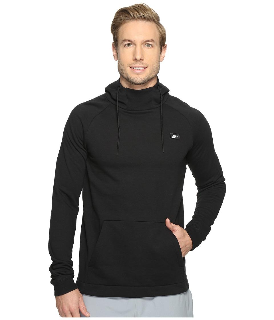 Nike - Sportswear Modern Pullover Hoodie (Black) Men's Sweatshirt