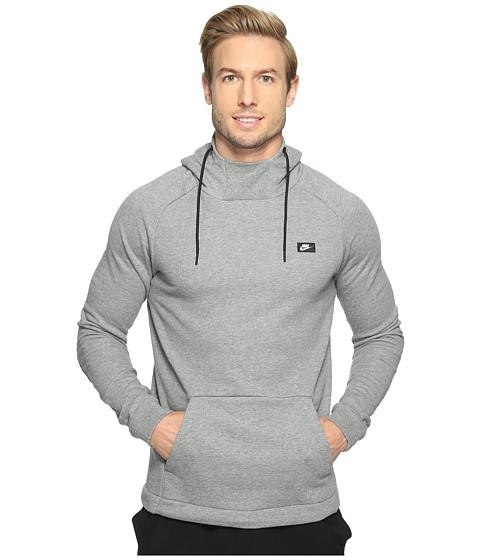 Nike Sportswear Modern Pullover Hoodie - Carbon Heather
