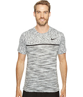 Nike - Court Dry Challenger Short Sleeve Tennis Top