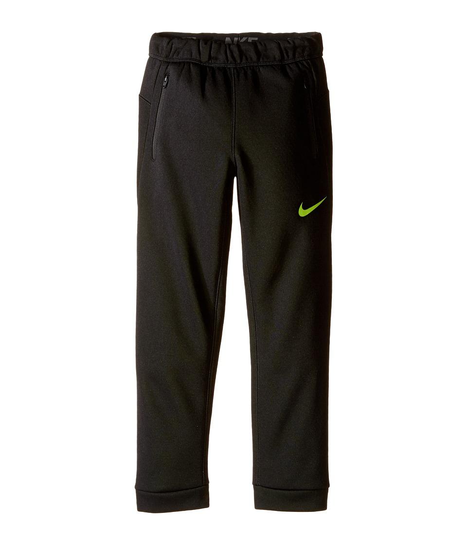 Nike Kids - Thermal Sphere Tapered Pants (Little Kids) (Black) Boys Casual Pants