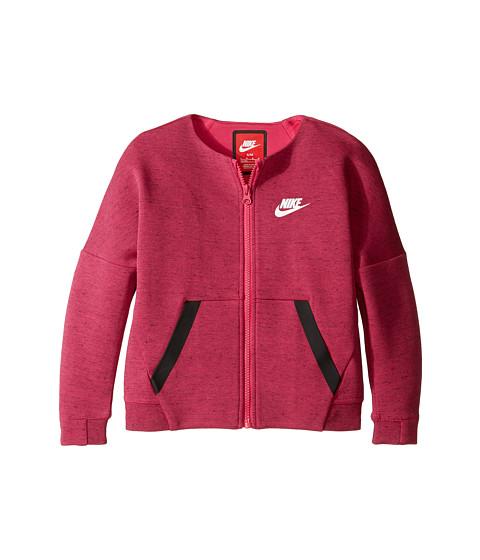 Nike Kids Tech Fleece Full Zip (Little Kids)