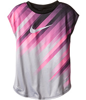 Nike Kids - Speed Line Dri-FIT Modern Tee (Little Kids)