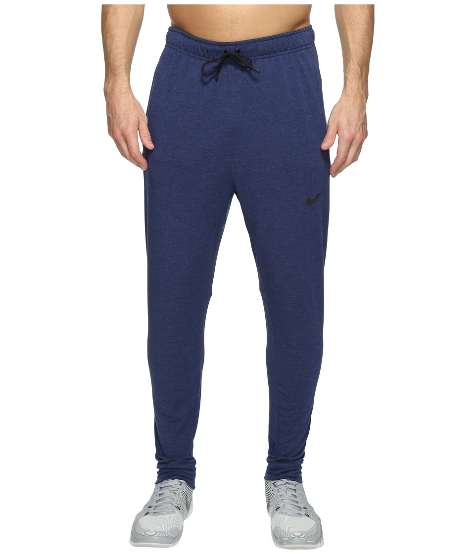 Nike Dri-FITtm Fleece Training Pant (Binary Blue/Black) Men