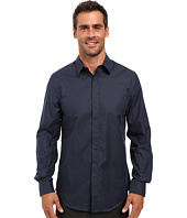 Perry Ellis - Regualr Fit Non Iron Micro Box Print Shirt