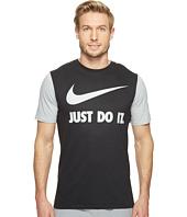 Nike - Sportswear Herringbone JDI Swoosh Tee