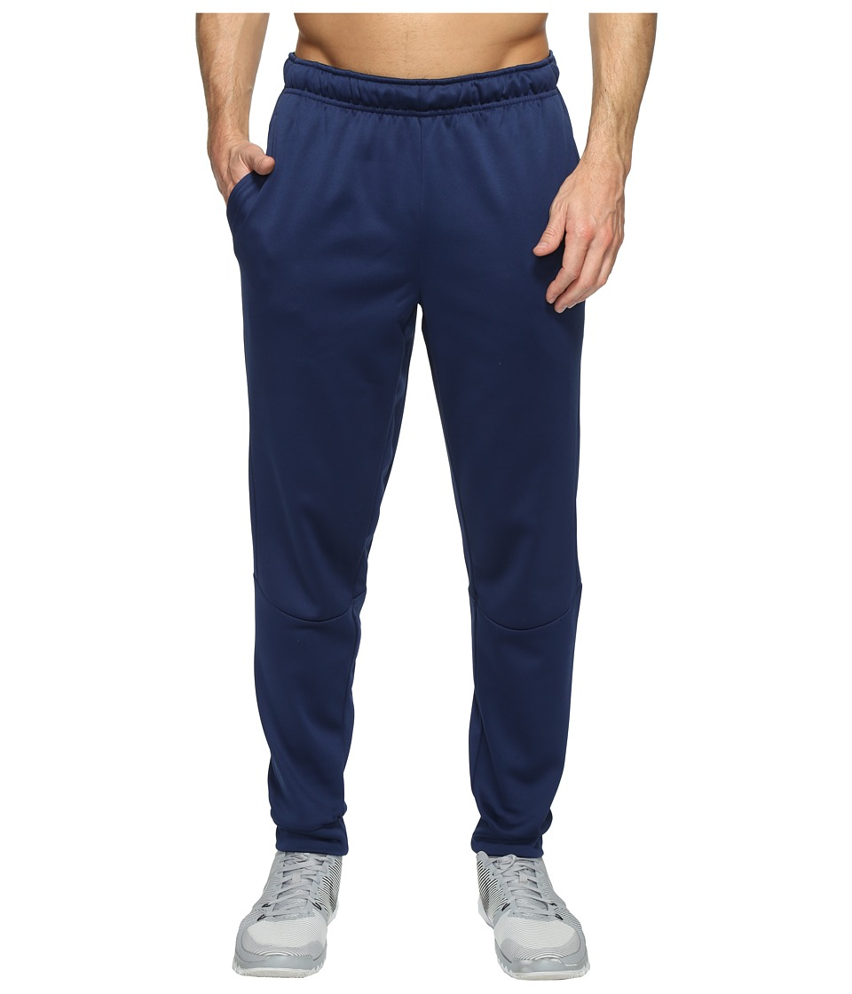 Nike Therma Tapered Training Pant (Binary Blue/Black) Men